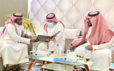 """الملك خالد الخيرية ومركز الاستشارات والمهارات التدريبية الصحية في ضيافة """"أجواد"""""""